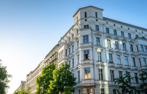 Immobilienrecht, Anwaltsbüro Berlin, ein Gebäude